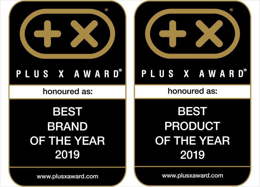 Dometic Plus X Award Qualität Innovation Hotellerie Beste Marke Bestes Produkt 2019