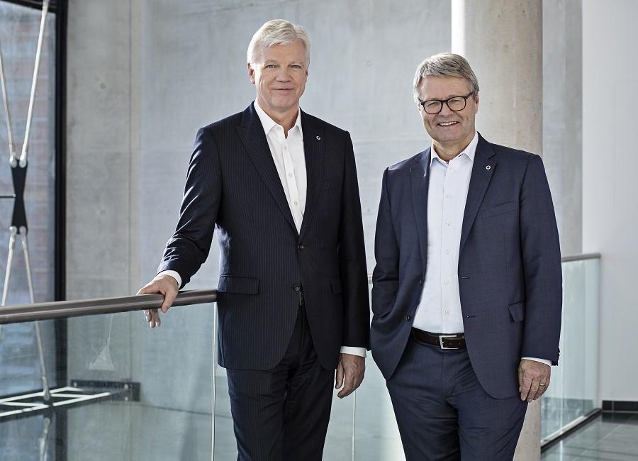 Thomas Willms Matthias Heck Deutsche Hospitality