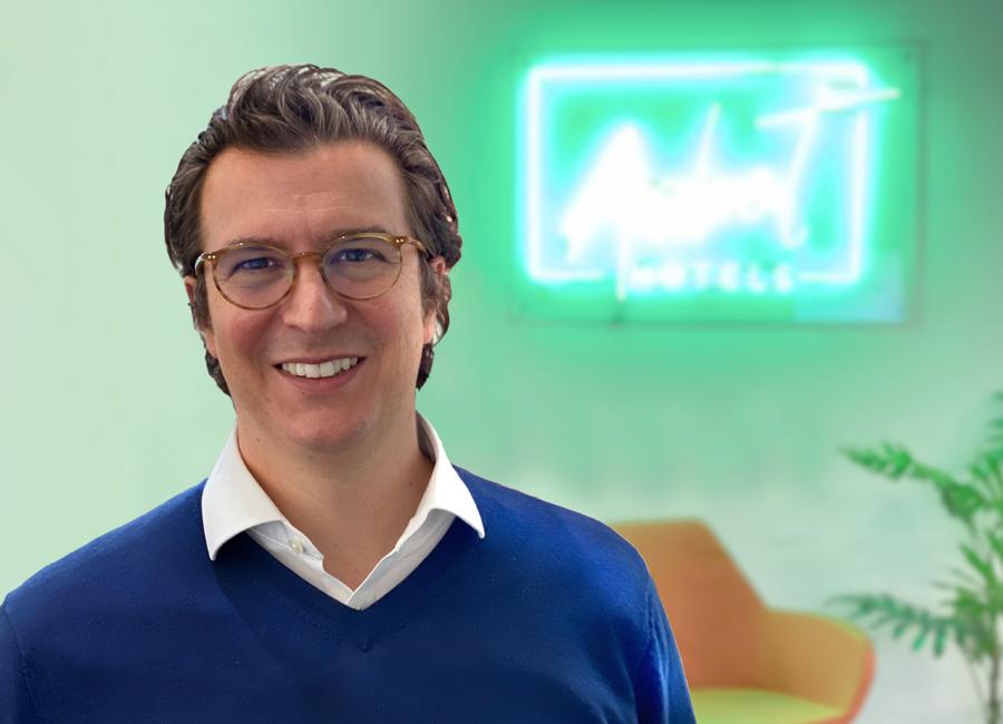 """""""Die Zeiten ändern sich, man muss flexibel und kreativ auf veränderte Marktbedingungen reagieren"""", sagt Achat-Hotels Geschäftsführer Philipp von Bodman"""
