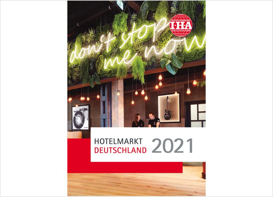 Der Branchenreport Hotelmarkt Deutschland 2021 beleuchtet in diesem Jahr ausführlich die Auswirkungen der Corona-Pandemie auf den Hotelmarkt