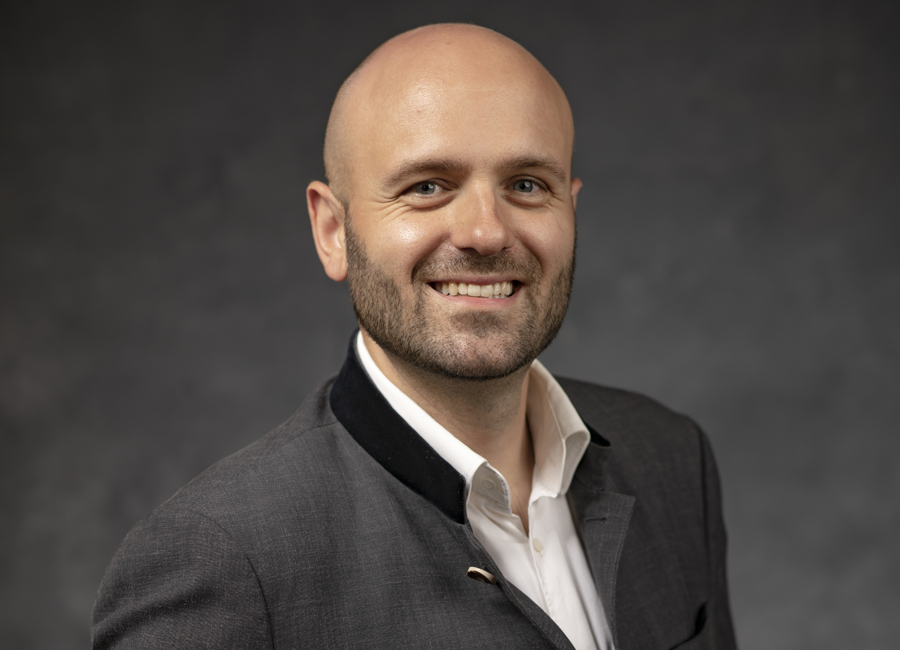 Alexander Raddatz-Bianco ist Leiter Kulinarik der beiden Platzl Hotels in München