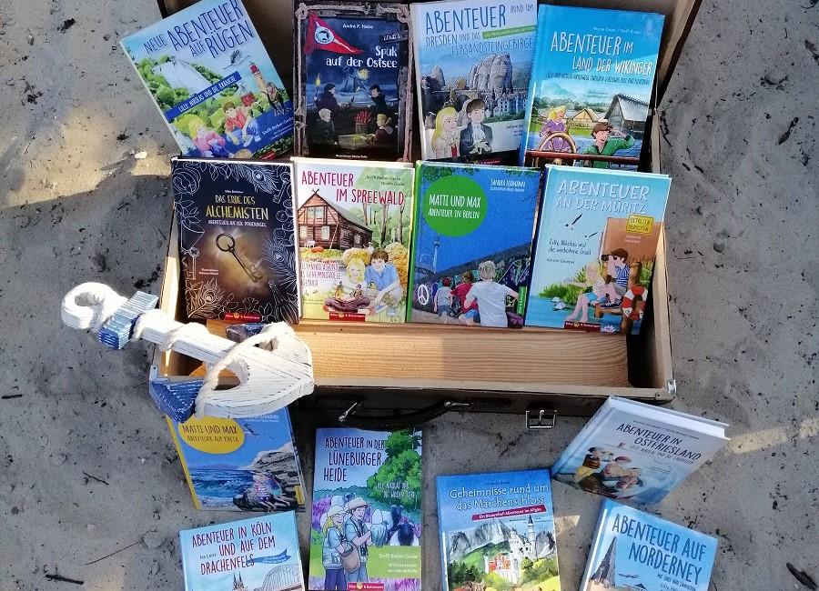 Biber Butzemann Bücher