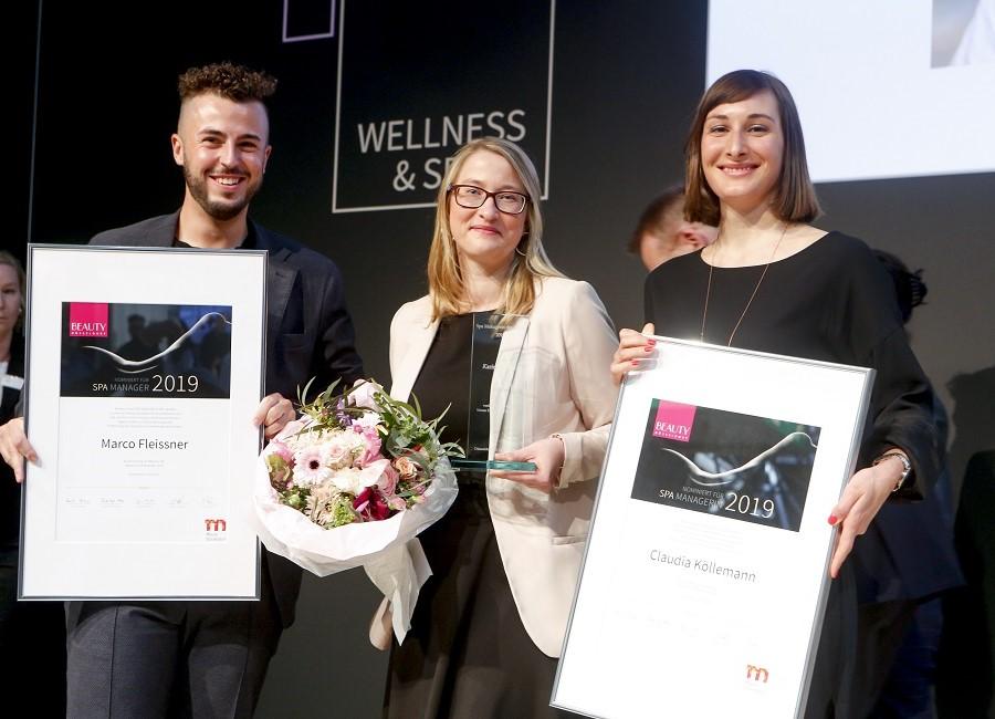 Spa Manager des Jahres Gewinner 2019