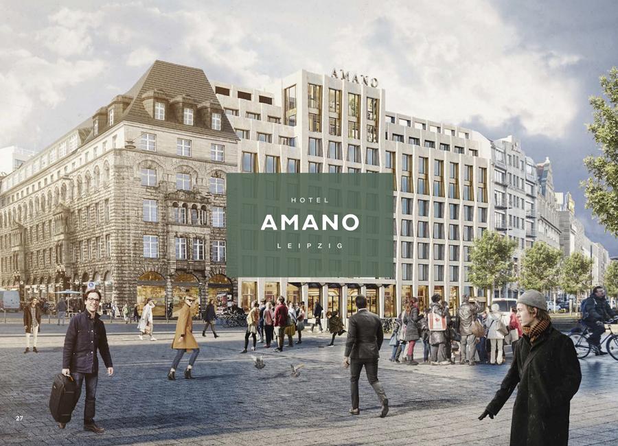 Amano Leipzig Fuchshuber Architekten GmbH