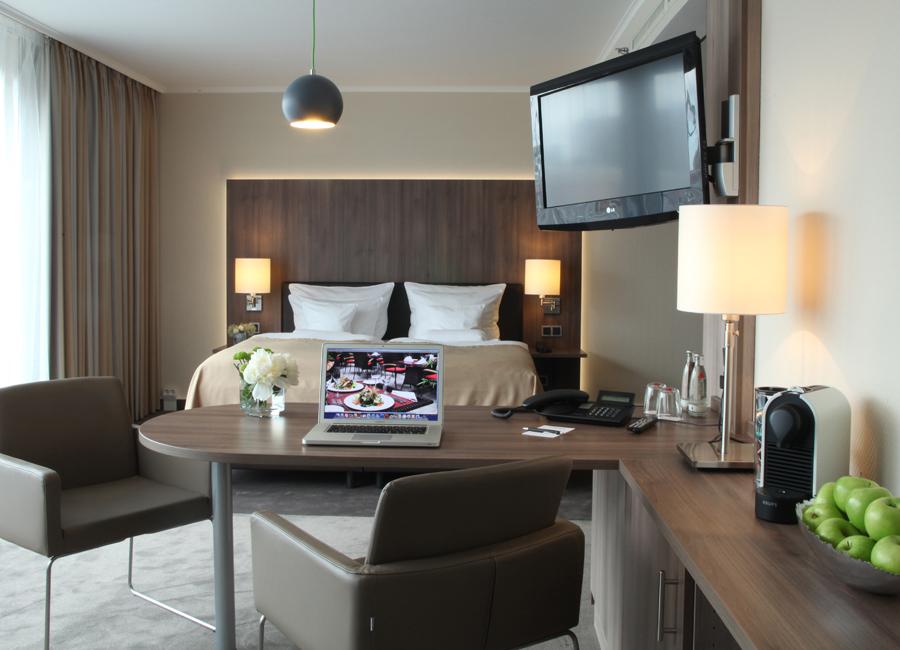 Lindner Hotels AG Hotelzimmer Home-Office