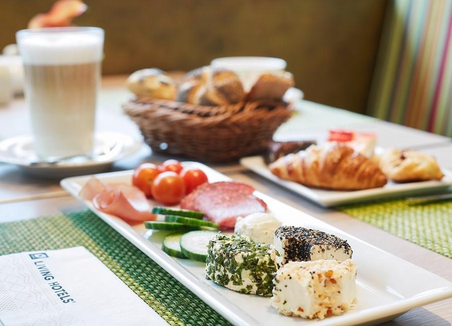 Living Hotels Green Globe Siegel Zertifizierung Frühstück