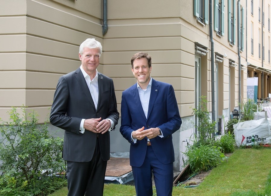 Thomas Willms Thomas Schneider Deutsche Hospitality MAXX