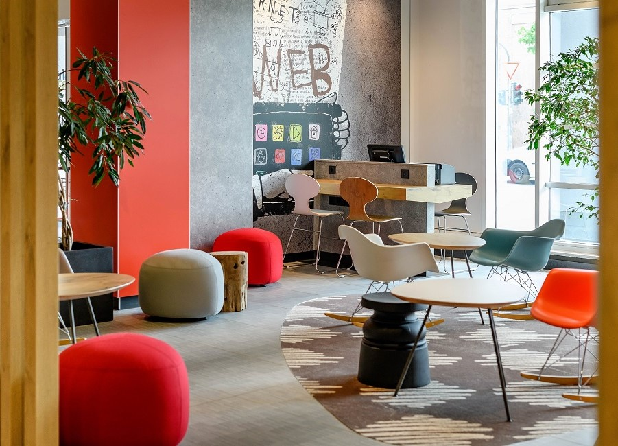 Hotel ibis Mainz City Lounge