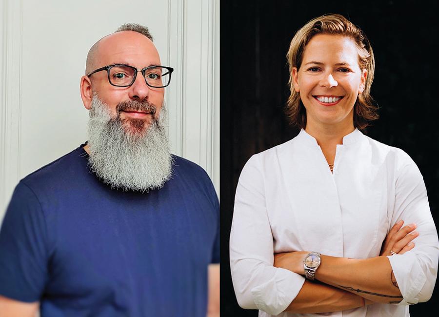Jörn Bittner und Prof. Dr. Sandra Bayer führen am 24. Juni 2021 Live-Talk für Hotelunternehmen von ProCampaign / Fotos: ProCampaign