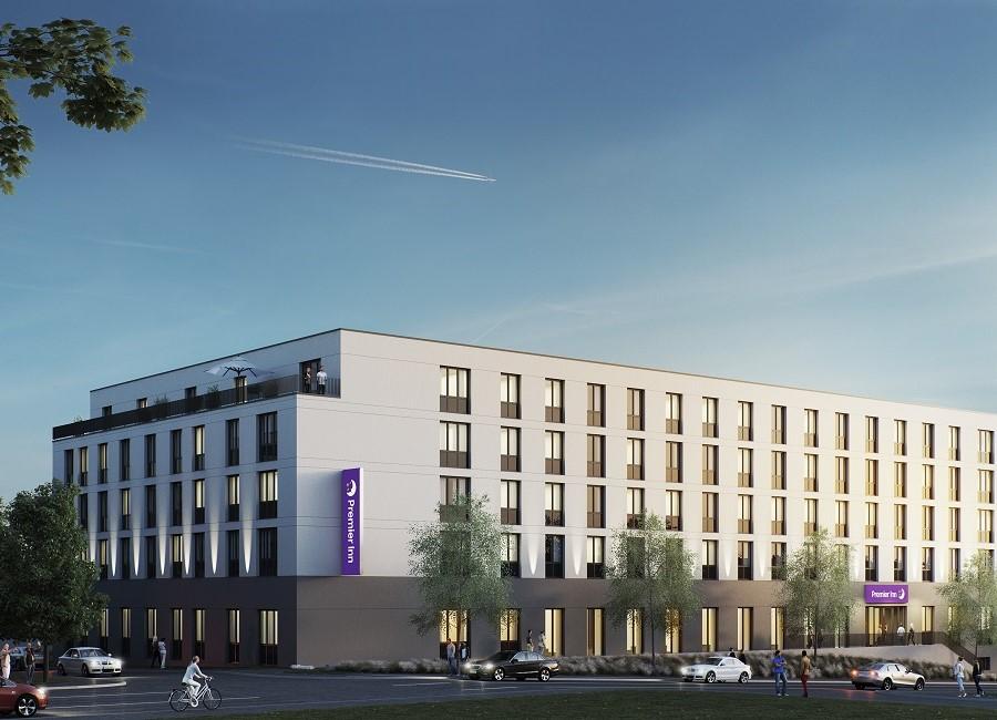 Premier Inn Sindelfingen Hotel