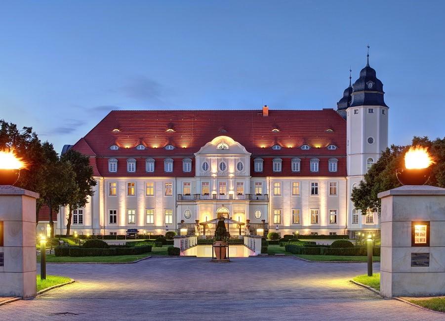 Schloss Fleesensee Kempinski aussen