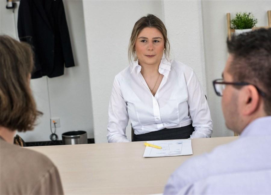 Azubi Prüfung Simulation Verkauf Gespräch