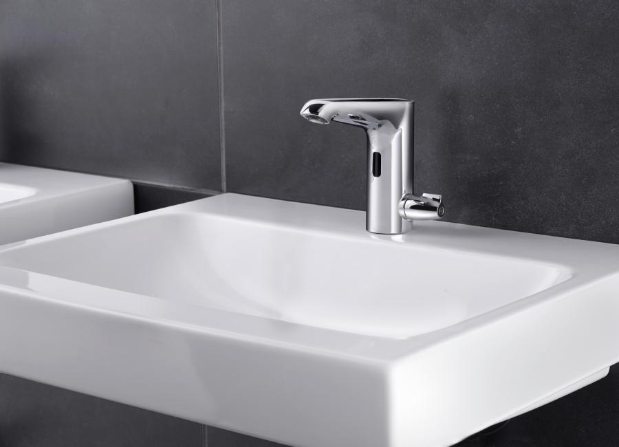 Armatur Waschtisch Waschbecken Wasser Hahn