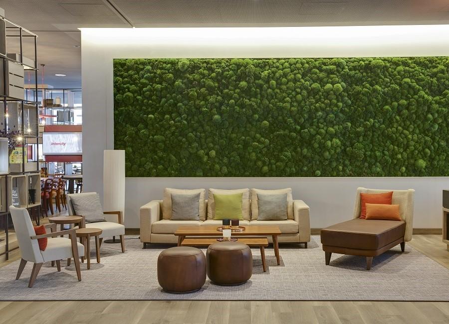 IntercityHotel Lobby Lounge