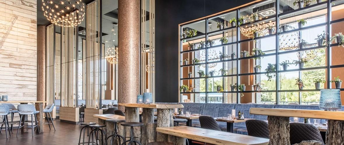 Radisson Blu Hotel Rostock Restaurant