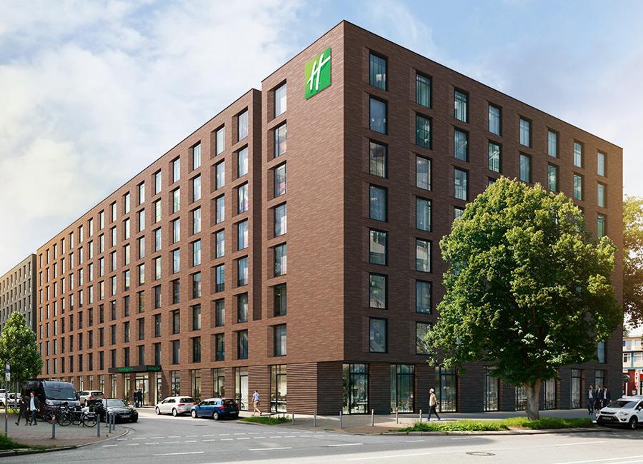 Gorgeous Smiling Hotels GSH Holiday Inn Hamburg Berliner Tor Hotellerie Neueröffnung