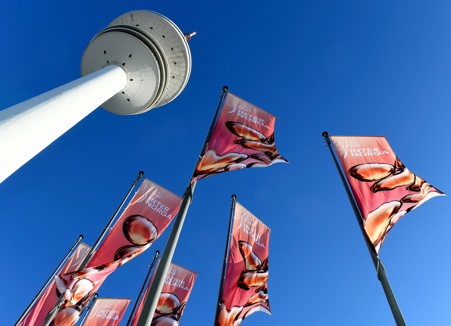 Die Internorga findet vom 18. bis 22. März 2022 in Hamburg statt und erlaubt nur geimpften und genesenen Besuchern die Teilnahme, wodurch Maskenpflicht und Mindestabstand komplett entfallen