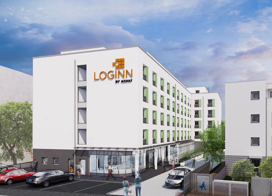 LOGINN Hotel Stuttgart-Korntal