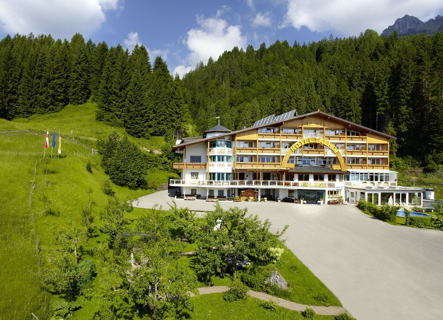 Best Western Panoramahotel Talhof Wängle