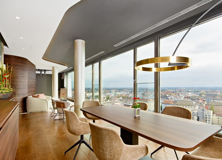 NH Collection München Bavaria Boardroom