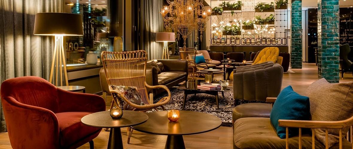 Motel One München Haidhausen Lounge