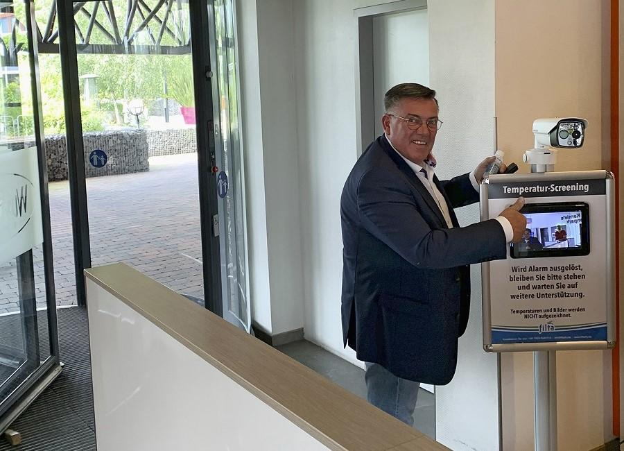 Han Groot Obbink Geschäftsführer Wunderland Kalkar