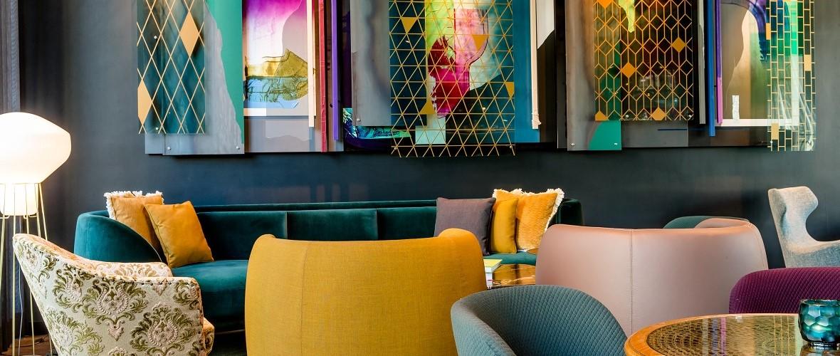 Motel One Berlin-Hackescher Markt Lounge