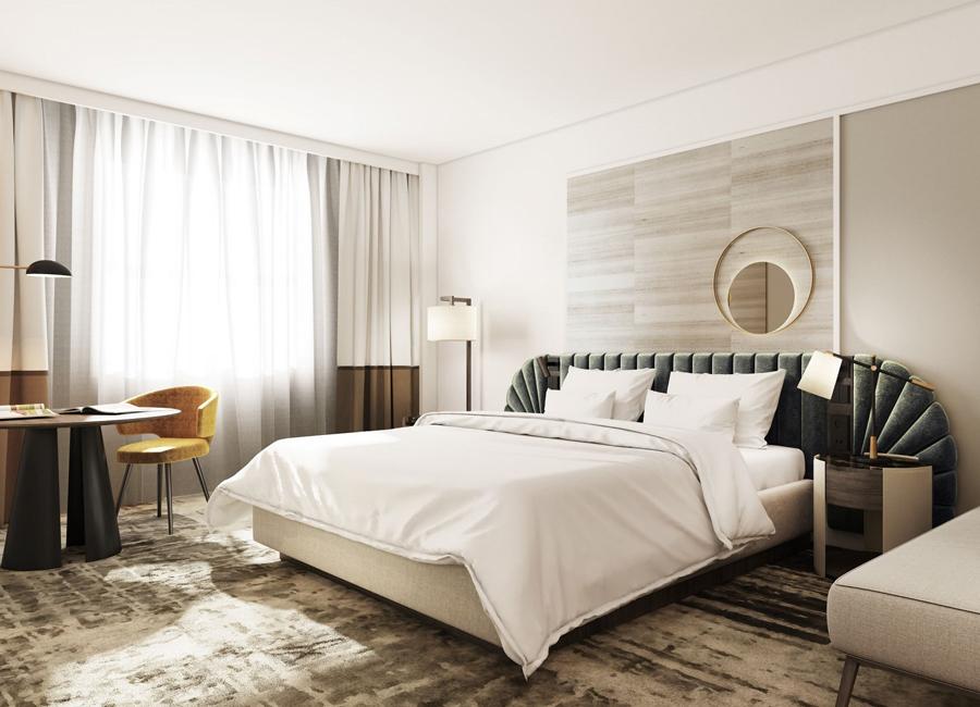 Das Hilton Hotel Heidelberg eröffnet mit 244 Zimmern und Suiten seine Türen im Sommer 2022