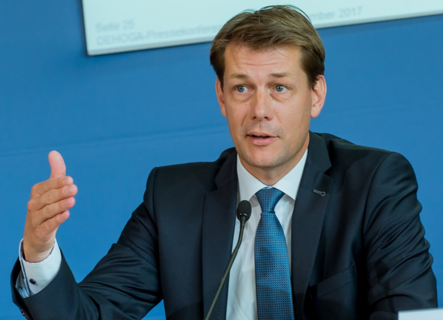 Guido Zöllick DEHOGA Präsident
